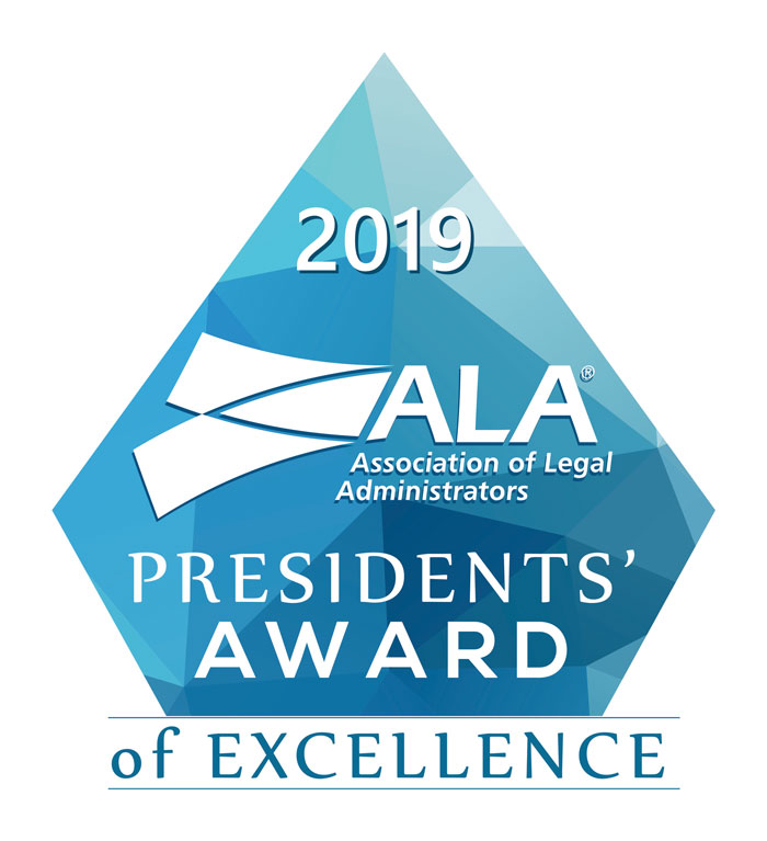 ALA2019 Presidents Award Excellence 514 x 530